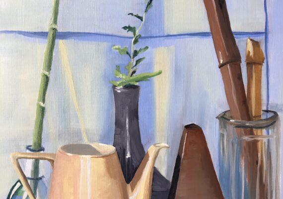 Bamboe, koffie en blokfluiten